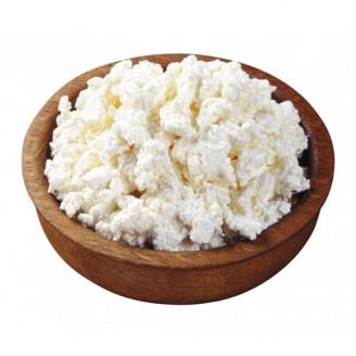 Творог домашний из коровьего молока, 500 гр